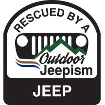Outdoor Jeepism - Rescued By A Jeep